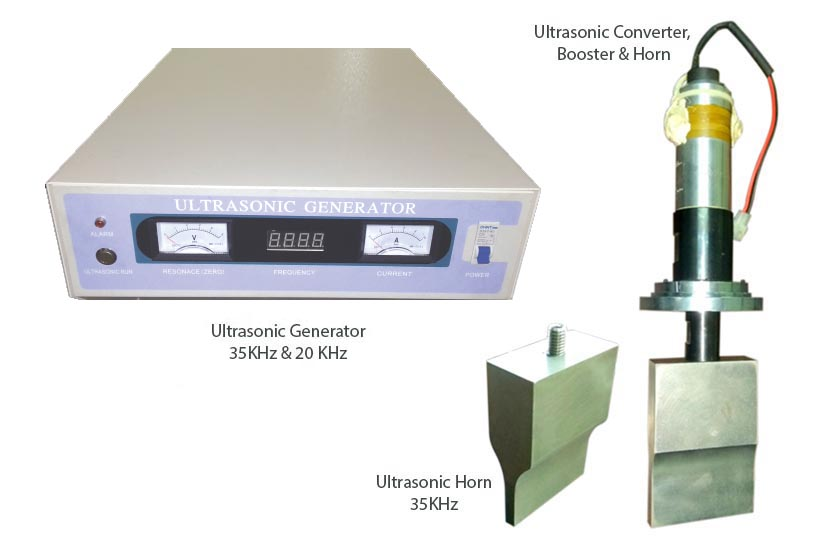 Ultrasonic Service Maintanance